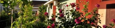 """Проживание в поместье """"Дом роз"""" - Усадьба """"Дом Роз"""" - Частное домовладение Заозерного"""