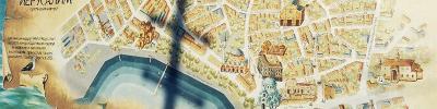 """Что посмотреть в Евпатории: городская настенная живопись - Усадьба """"Дом Роз"""" - Частное домовладение Заозерного"""